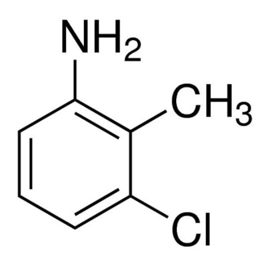图片 3-氯-2-甲基苯胺,3-Chloro-2-methylaniline;99%