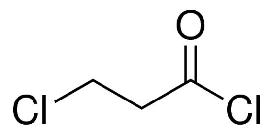 图片 3-氯丙酰氯,3-Chloropropionyl chloride;98%