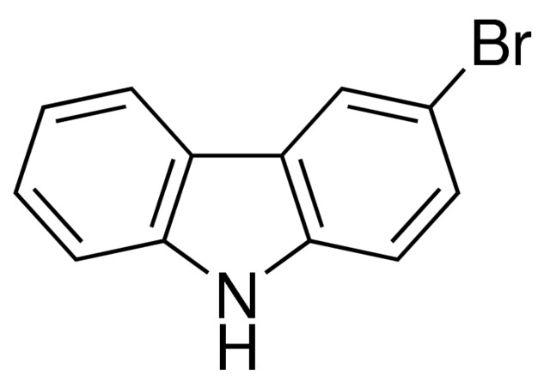 图片 3-溴咔唑,3-Bromocarbazole;97% (GC)