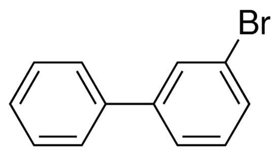图片 3-溴联苯,3-Bromobiphenyl [Pbb-No.2];97%