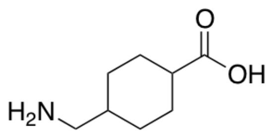 图片 4-(氨甲基)环己甲酸,4-(Aminomethyl)cyclohexanecarboxylic acid