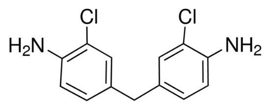 图片 4,4′-亚甲基双(2-氯苯胺),4,4′-Methylene-bis(2-chloroaniline);98%
