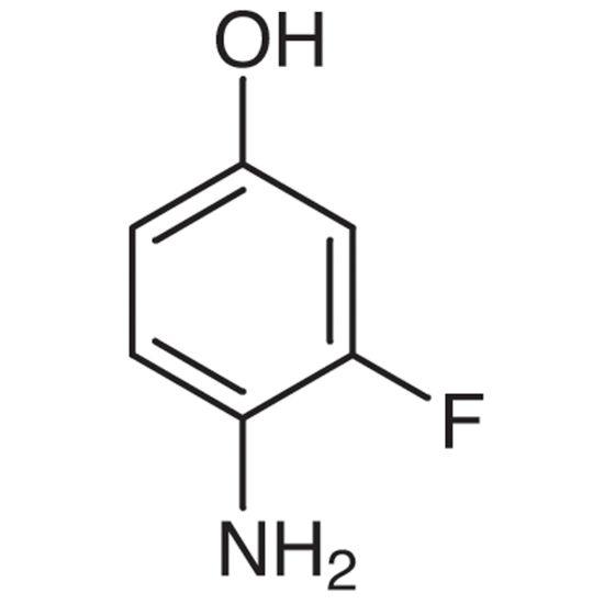 图片 4-氨基-3-氟苯酚,4-Amino-3-fluorophenol;99%