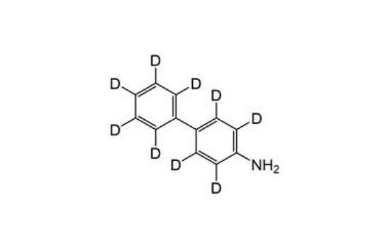 图片 4-氨基联苯-D9,4-Aminobiphenyl-d9