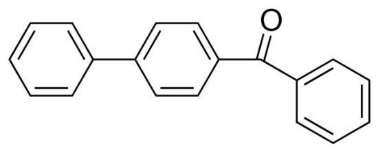 图片 4-苯基二苯甲酮,4-Phenylbenzophenone;99%