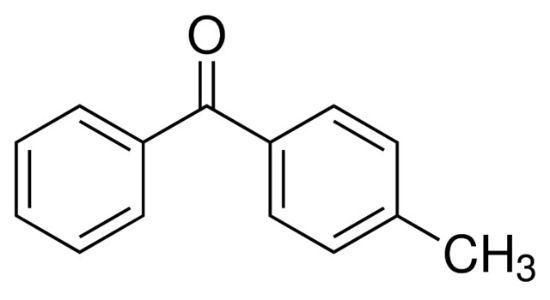 图片 4-甲基二苯甲酮,4-Methylbenzophenone;99%