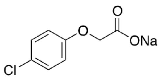 图片 对氯苯氧乙酸钠,Sodium 4-chlorophenoxyacetate