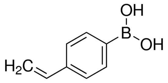 图片 4-乙烯基苯硼酸,4-Vinylphenylboronic acid;≥95%