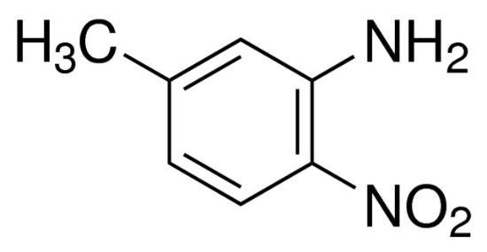 图片 5-甲基-2-硝基苯胺,5-Methyl-2-nitroaniline;95%