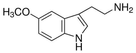 图片 5-甲氧基色胺,5-Methoxytryptamine [5-MOT];97%