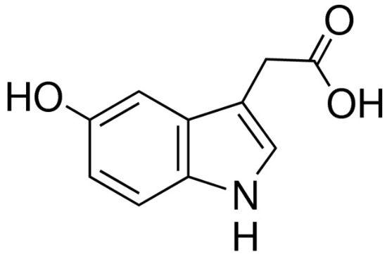 图片 5-羟基吲哚-3-乙酸,5-Hydroxyindole-3-acetic acid [5-HIAA];analytical standard, ≥98% (HPLC)