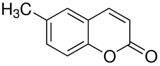 图片 6-甲基香豆素,6-Methylcoumarin;analytical standard, ≥99% (GC)