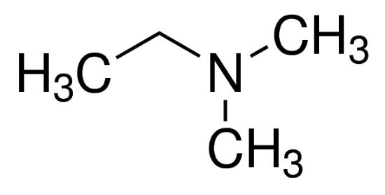 图片 N,N-二甲基乙胺,N,N-Dimethylethylamine [DMEA];99%