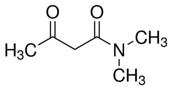 图片 N,N-二甲基乙酰基乙酰胺,N,N-Dimethylacetoacetamide [DMAA];99%