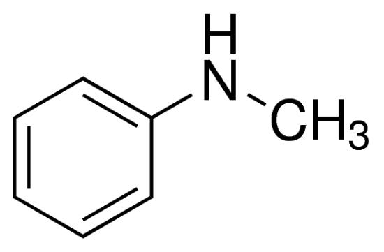 图片 N-甲基苯胺 [标准品],N-Methylaniline [NMA];analytical standard, ≥98.5%